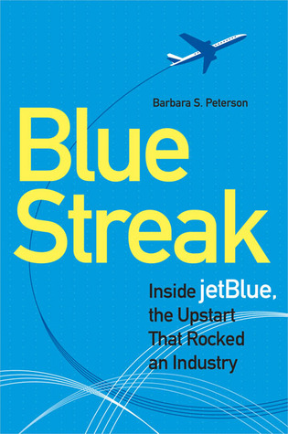 Blue Streak by Barbara Sturken Peterson