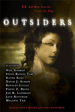 Ebook Outsiders: 22 All-New Stories From the Edge by Nancy Holder DOC!
