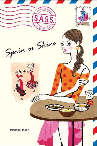 Spain or Shine by Michelle Jellen