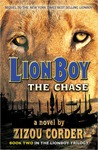 The Chase (Lionboy Trilogy, #2)