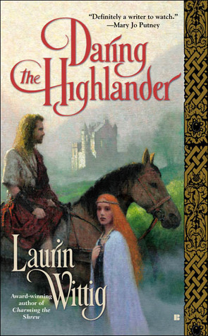 Daring the Highlander by Laurin Wittig