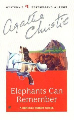 Elephants Can Remember (Hercule Poirot, #40)