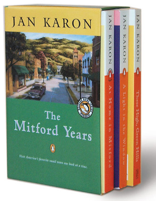 The Mitford Years Boxed Set Volumes 1-3