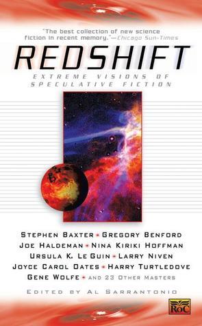 Ebook Redshift: Extreme Visions of Speculative Fiction by Al Sarrantonio DOC!