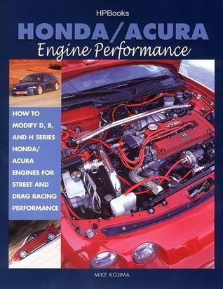 Honda/Acura Engine Performance HP1384