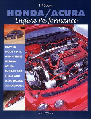 Honda/Acura Engine Performance HP1384 by Mike Kojima