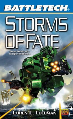 Storms of Fate by Loren L. Coleman
