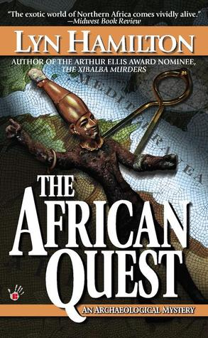 The African Quest by Lyn Hamilton