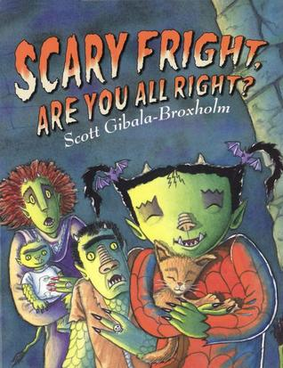 Free Epub Book Scary Fright, Are You All Right?