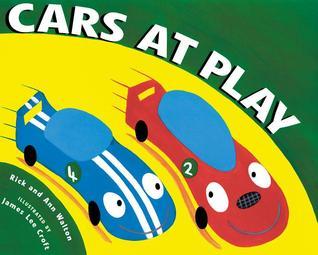 Cars at Play by Rick Walton