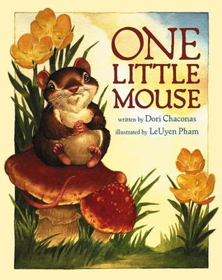 One Little Mouse by Dori Chaconas
