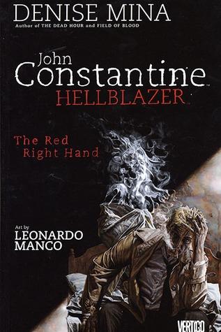 Ebook para psp télécharger Hellblazer: The Red Right Hand en français PDF 1401213421 by Denise Mina Illustrator: Leonardo Manco