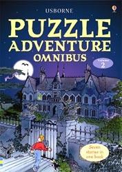 Usborne Puzzle Adventure Omnibus: Volume 2