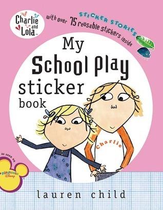 My School Play Sticker Stories