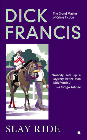 With dick francis review you thanks