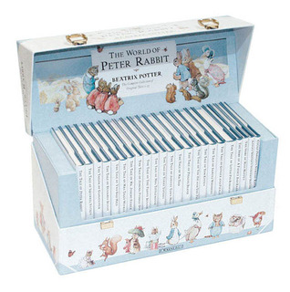 The Original Peter Rabbit Books 1-23 Presentation Box