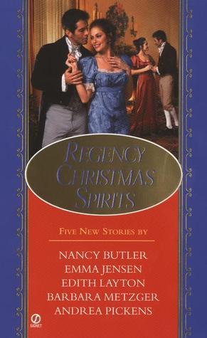 Regency Christmas Spirits by Nancy Butler
