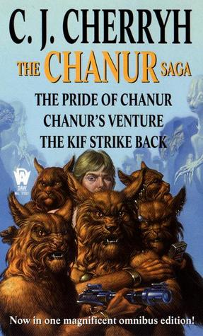 The Chanur Saga by C.J. Cherryh