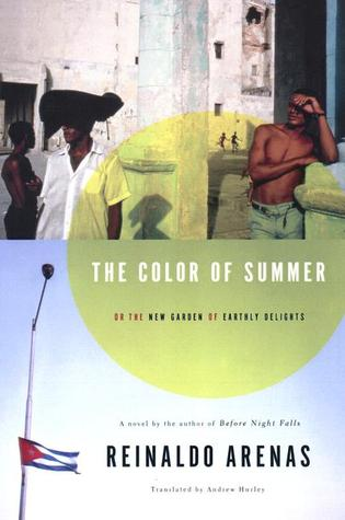Ebook The Color of Summer by Reinaldo Arenas PDF!