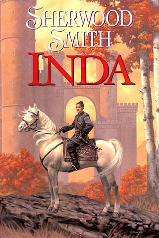 Inda by Sherwood Smith