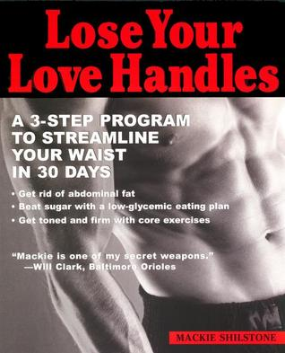 Lose your Love Handles: A 3 Step Program to Streamline your Waist in 30 Days