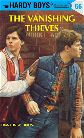 The Vanishing Thieves (Hardy Boys, #66)