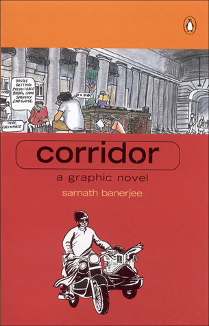 Corridor by Sarnath Banerjee
