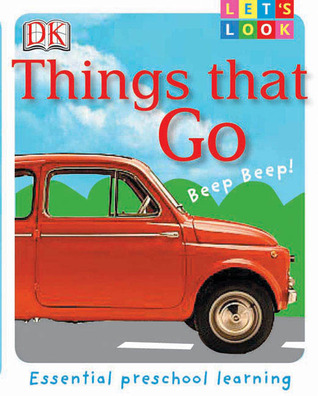 Things That Go by Anna Harrison