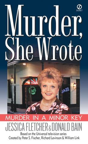 Murder in a Minor Key by Jessica Fletcher