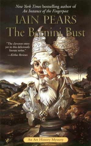 The Bernini Bust (Jonathan Argyll, #3)