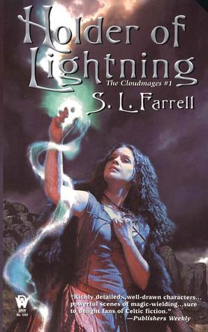 Holder of Lightning (The Cloudmages #1)