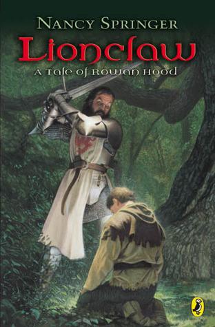 Lionclaw (Rowan Hood, #2)