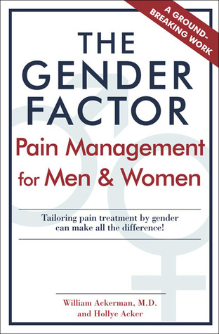 The Gender Factor: Pain Management for Men and Women