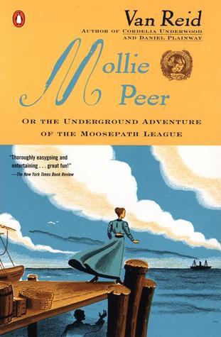 Mollie Peer by Van Reid