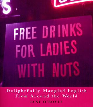 Free Drinks for Ladies with Nuts