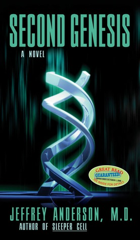 Second Genesis by Jeffrey  Anderson
