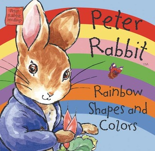 Peter Rabbit Rainbow Shapes and Colors