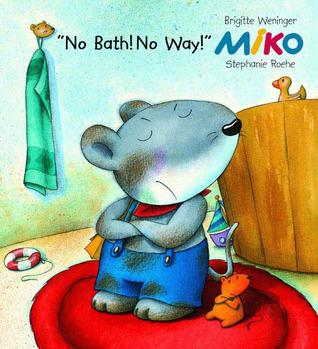 Miko: No Bath! No Way!