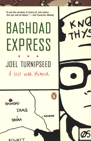 Baghdad Express by Joel Turnipseed