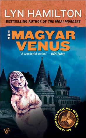 The Magyar Venus by Lyn Hamilton