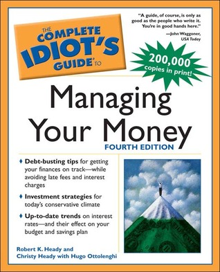 Book The Complete Idiots Guide To Personal Finance In Your 40S And 50S 2001