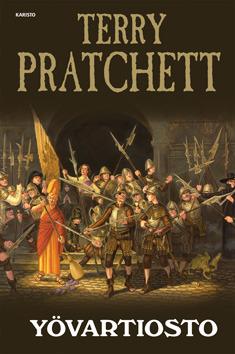 Yövartiosto by Terry Pratchett