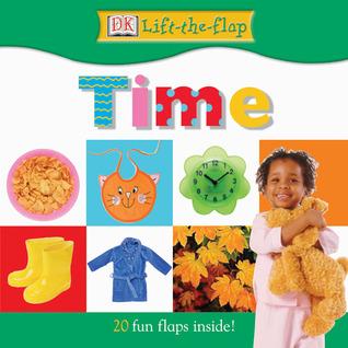 DK Lift the Flap: Time