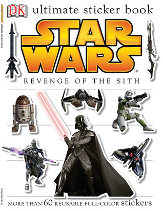 Star Wars, Episode III - Revenge of the Sith (Ultimate Sticker Book)