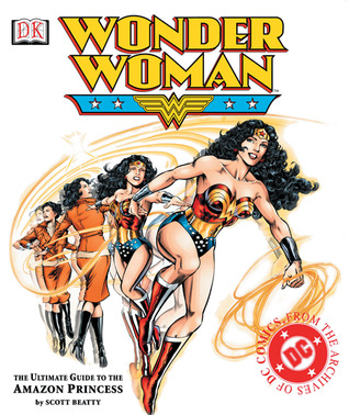 Wonder Woman by Scott Beatty