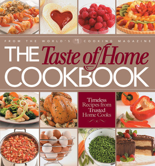 The Taste of Home Cookbook with Entertaining CD