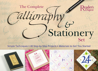 The Complete Calligraphy and Stationary Set