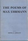 The Poems of Max Ehrmann