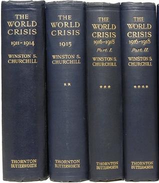 The World Crisis, Volume I: 1911 - 1914