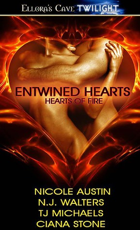 Entwined Hearts (Hearts of Fire, Book Five)